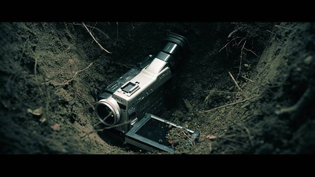 "Buried Camera - Shortfilm ""Verwandlung"""
